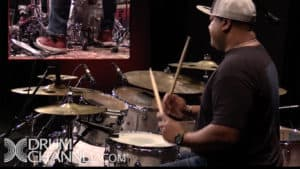 Raul Pineda Drum Solo - Drum Channel