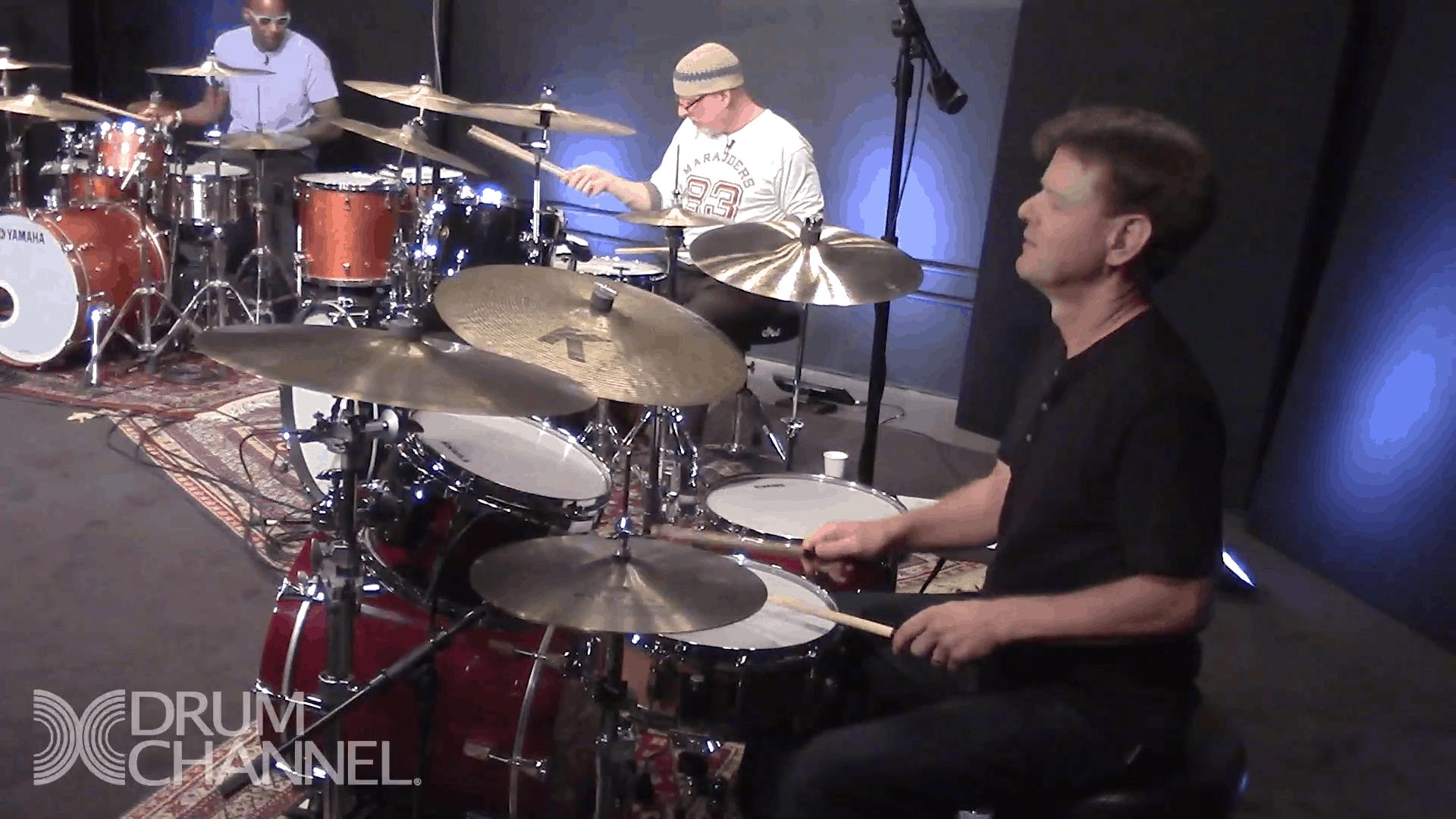 Funk Drum Jam - Drum Channel