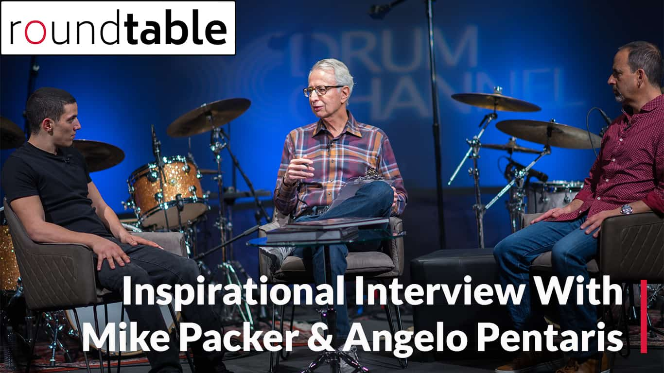 Inspirational Interview With Mike Packer & Angelo Pentaris